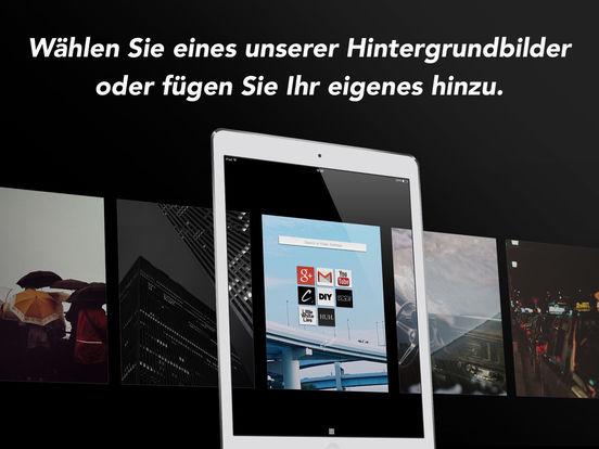 Web-Browser Opera Coast Screenshot