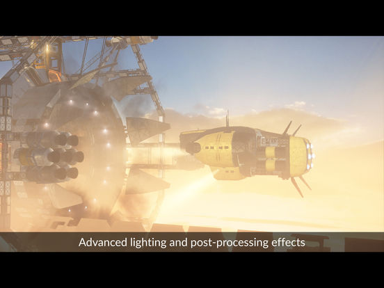 3DMark Sling Shot Benchmark Screenshot