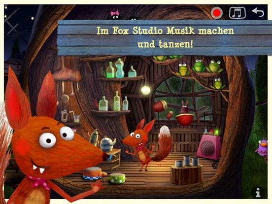 Kleiner Fuchs Kinderlieder - Singen für Kinder Screenshot