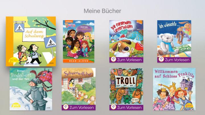 iBooks StoryTime Screenshot