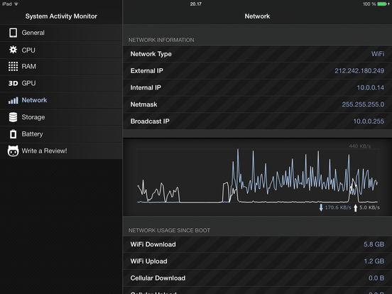 System Monitor Ultimate Screenshot