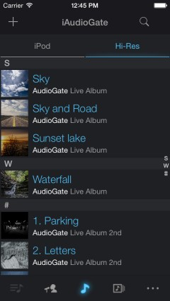 iAudioGate - High Resolution Music Player 2.1.0