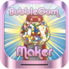 Doodle Maker Games & More Tiny Food Builder Wars - Bubble Gum Maker! artwork