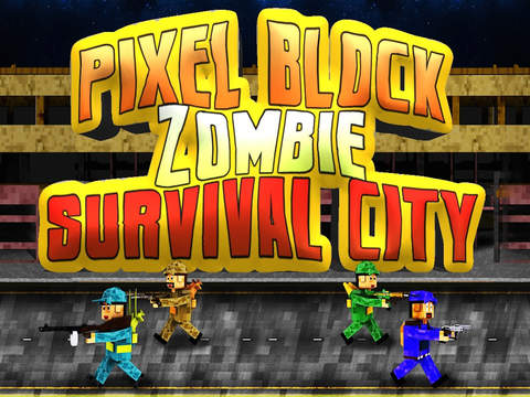 Block City Wars mod apk