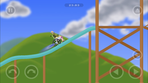 Image result for happy wheels gameplay