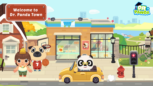 Dr. Panda Town by Dr. Panda Ltd. – Review