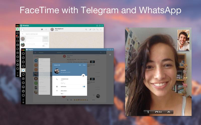 One Chat Pro 4.9.6 破解版 - Messenger的桌面专业版