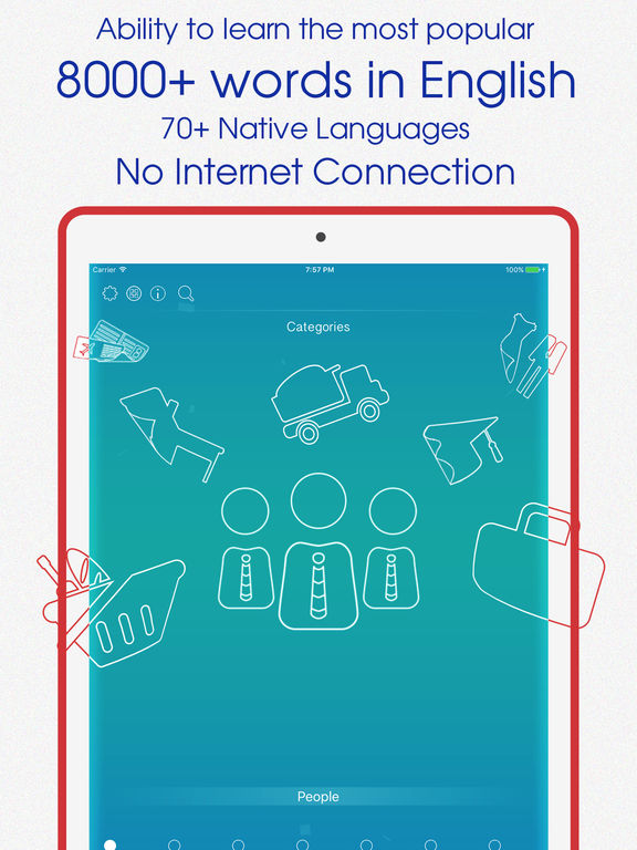 Learning English language 1.0 released for iOS - Expand ...