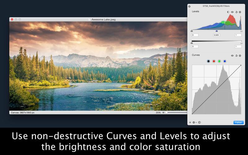 Acorn 5 for Mac 5.6 序号版 - 优秀的图片编辑处理软件