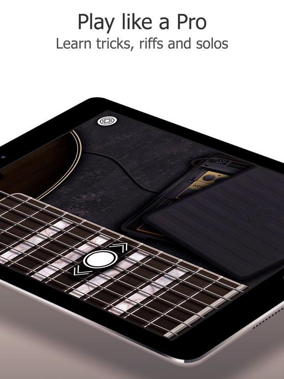 Real Guitar Free screenshot