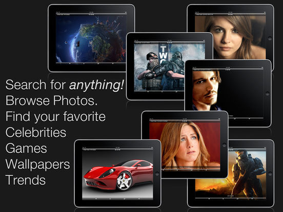 picTrove Pro - image search for iOS 6+ iPad