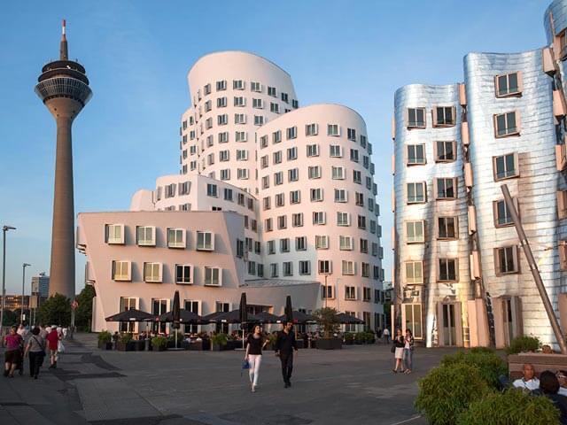 cidades da Alemanha - dusseldorf