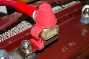 Battery Bank Fusing Photo Gallery by Compass Marine How To