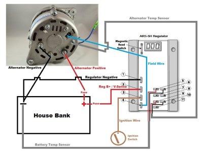 hitachi alternator wiring plug pinout schematic diagrams rh ogmconsulting co hitachi alternator wiring diagram hitachi 80 amp alternator wiring diagram