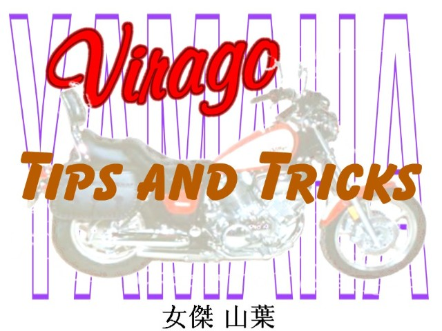 welcome click on this photo to see more of my virago tips