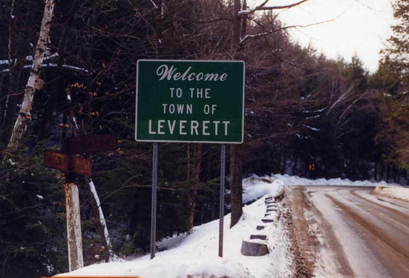 Image result for welcome to leverett