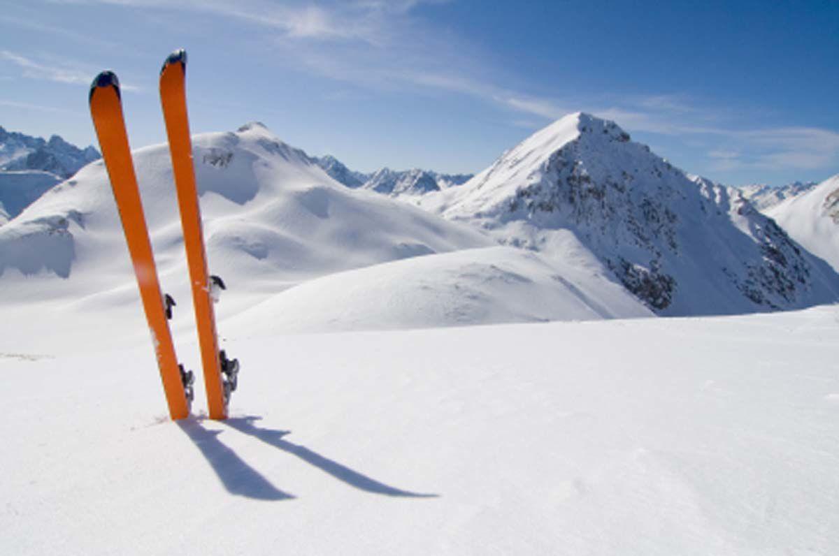 ski réccupération