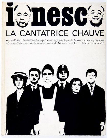 Eugène Ionesco - La Cantatrice chauve & Les chaises
