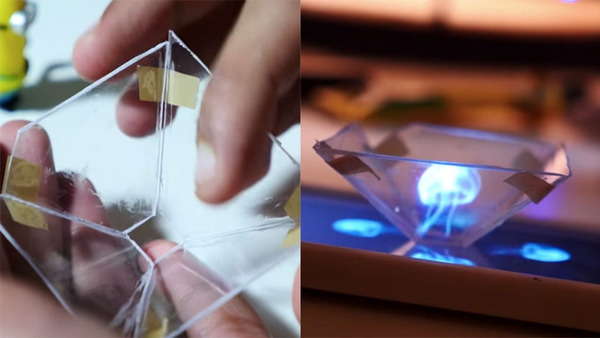 How To Make 3D Hologram At Home By the Easiest Method…