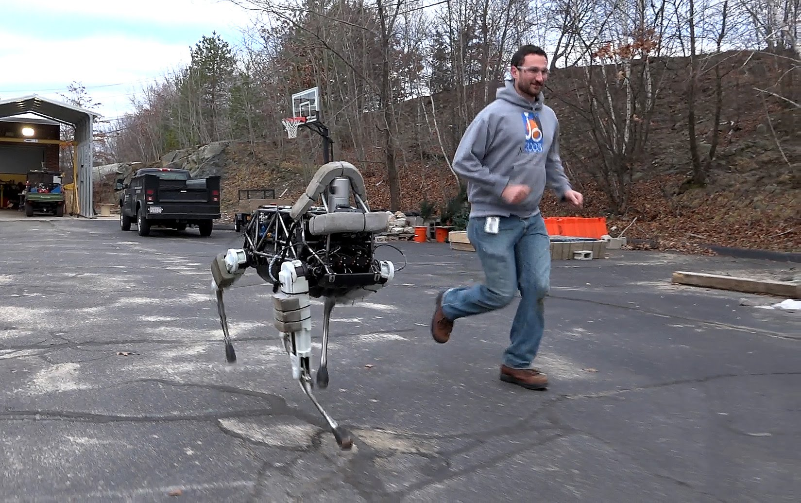 Boston Dynamics is Introducing Spot…