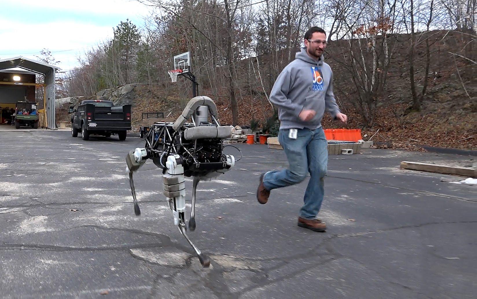 Boston Dynamics is Introducing Spot…
