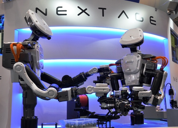 NextAGE Is Truly the Next Generation Robot…
