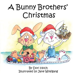 Bunny Brothers Christmas Cover 72dpi