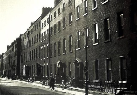 York St in better times