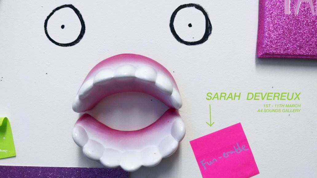 SARAH EXHIBITION IMAGE