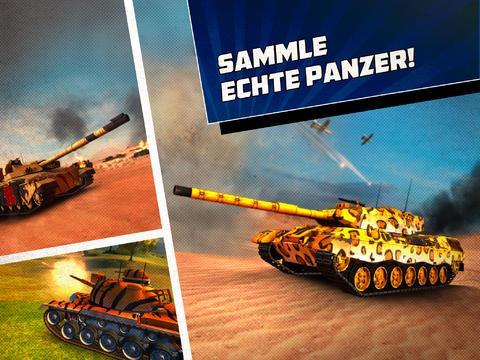 Boom! Tanks Screenshot