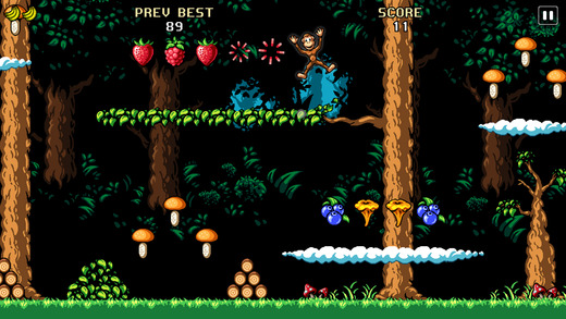 Monkey Flight 2 Screenshot