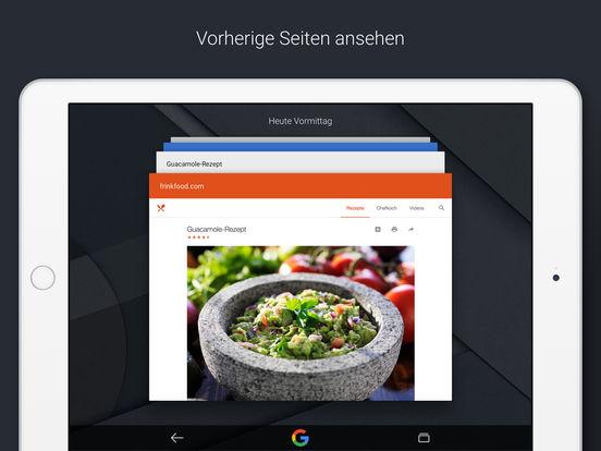 Google – die offizielle Suche-App Capture d'écran