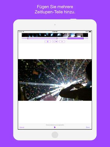 TruSloMo Screenshot