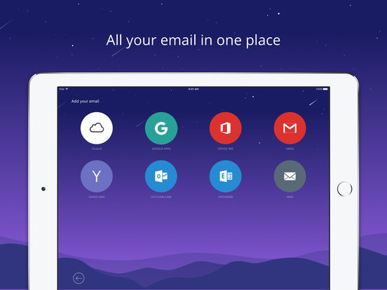 Newton Mail: Email Tracking, Send Later, Undo Send Screenshot