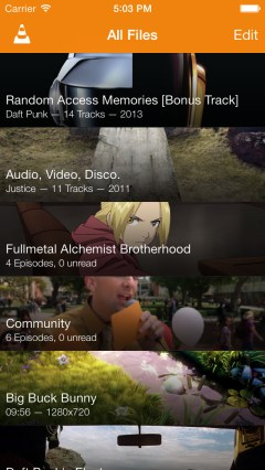 VLC for Mobile 2.7.0