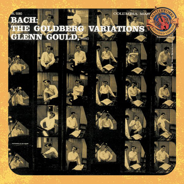Glenn Gould's 1955 recording of Bach's Goldberg Variations