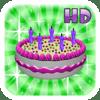 Fun Fun Games - Cake Design HD artwork