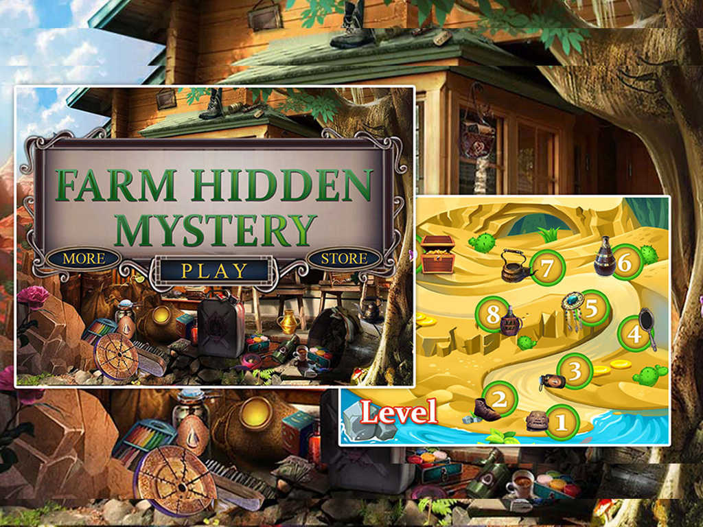 Farm Hidden Mystery