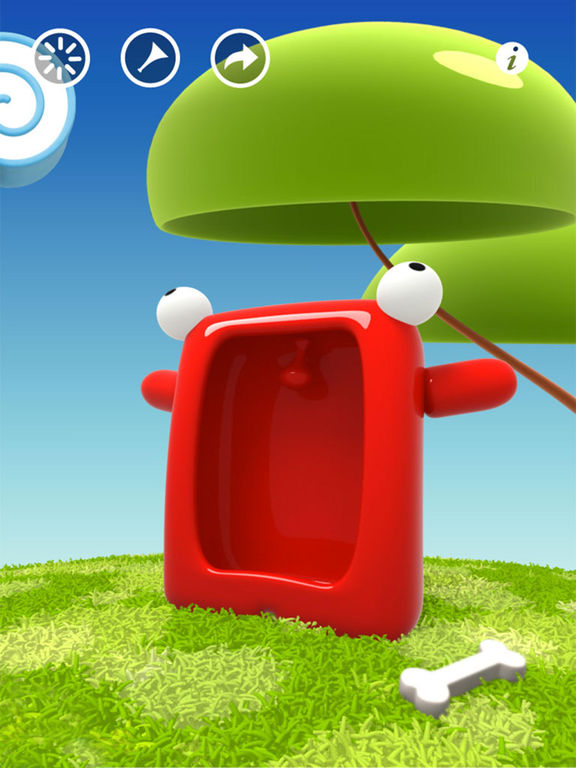 Great Deal! Was $0.99, Now Free! Talking Carl for iPhone ...