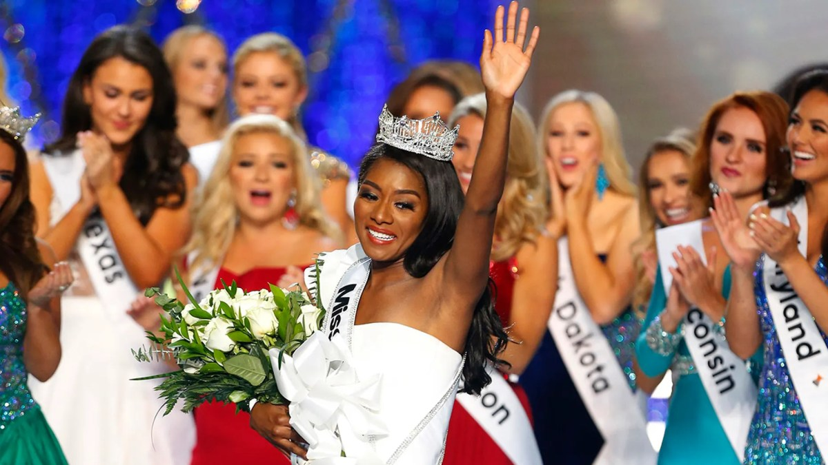 Miss New York Nia Franklin was named Miss America 2019 at last month's ceremony in Atlantic City, N.J.