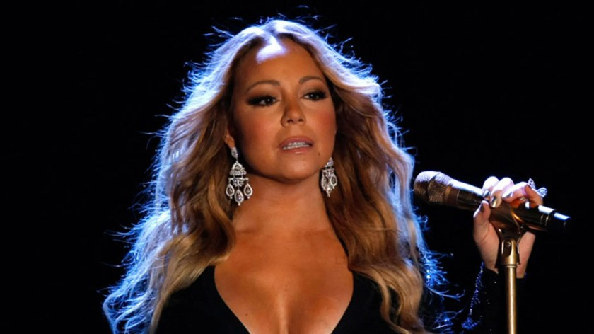 Some fans think Mariah Carey lip-synced during her performance at the 2018 American Music Awards.