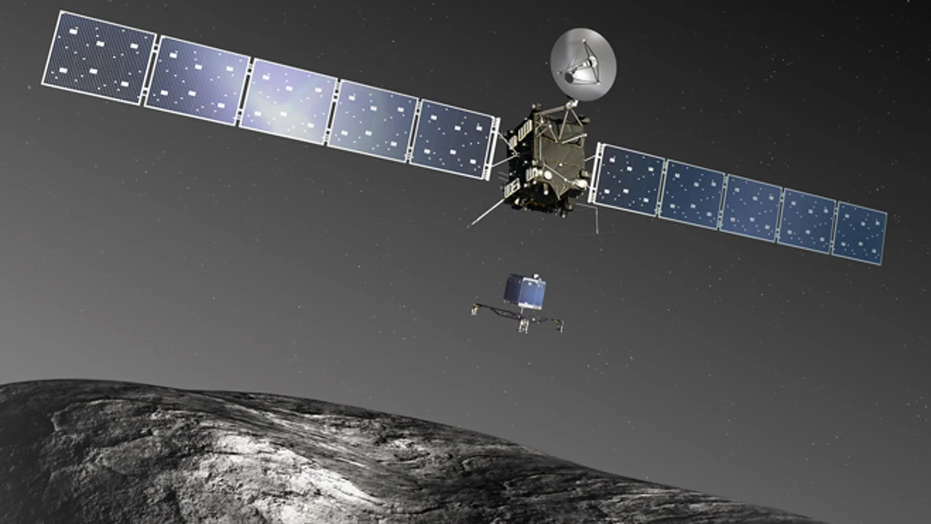 European Space Agency sets tentative date for 1st comet ...