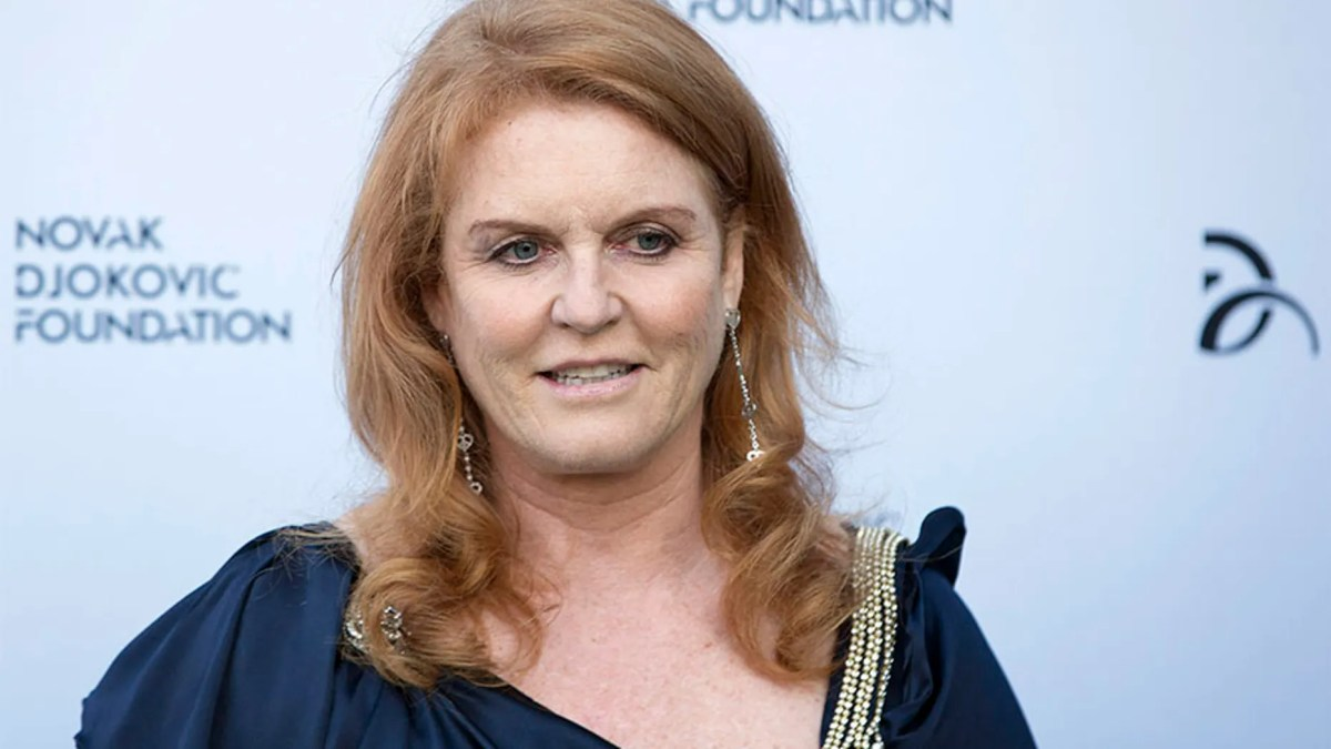 Britain's Sarah Ferguson, the Duchess of York, was previously a spokeswoman for Weight Watchers,
