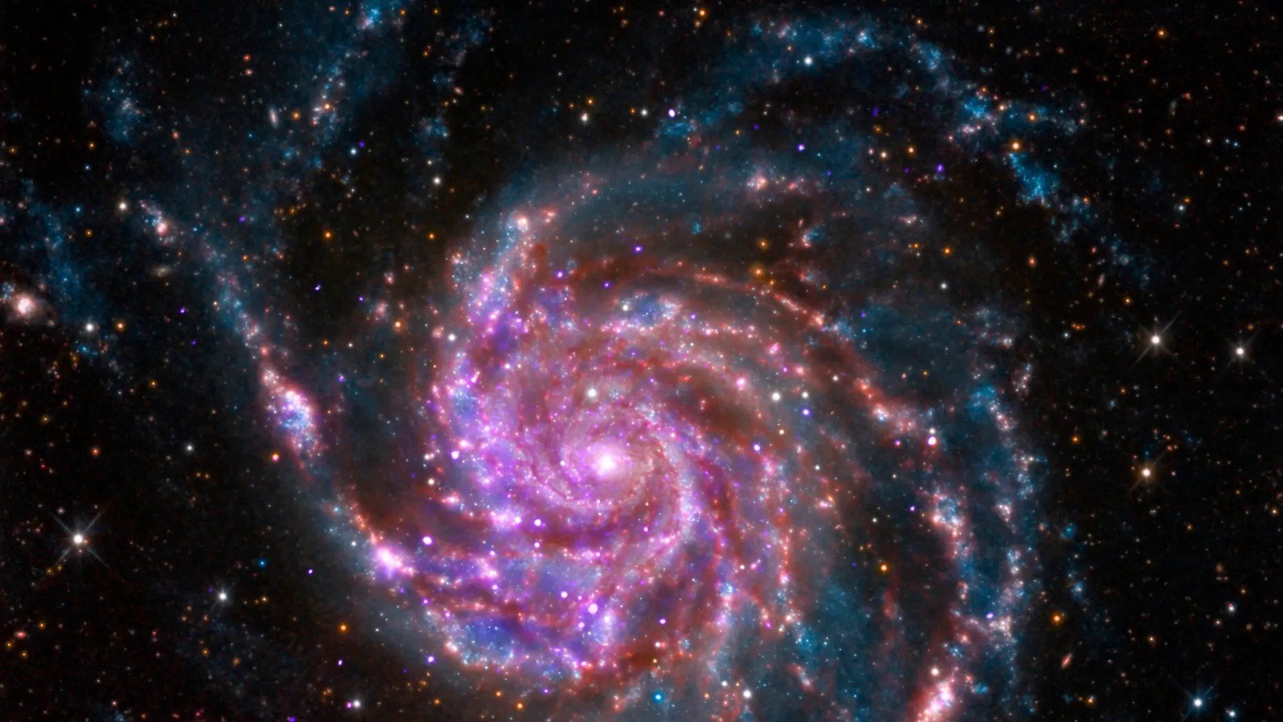 Mysterious radio signal found in space and astronomers ...