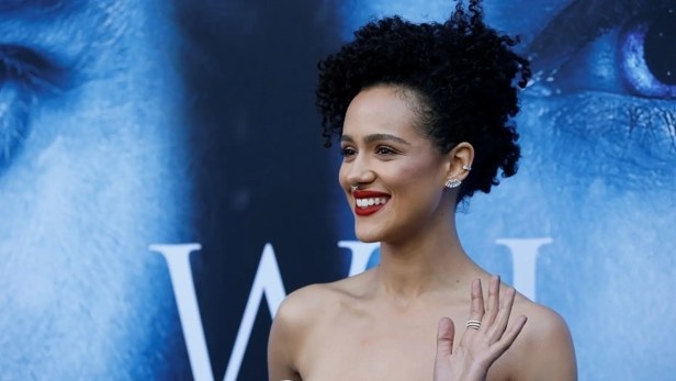 """Game of Thrones"" star Nathalie Emmanuel said she reported the man who posted the racist and misogynist comment."