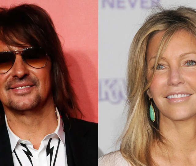 Richie Sambora Says He Will Always Be There For Ex Wife Heather Locklear