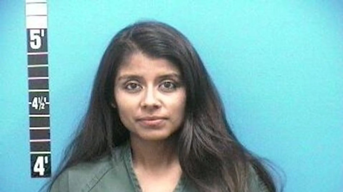 """Cindy Barrientos, 24, was reportedly arrested for disorderly intoxication after trying to re-enact a scene from """"Dirty Dancing"""" while buying wine in Florida."""