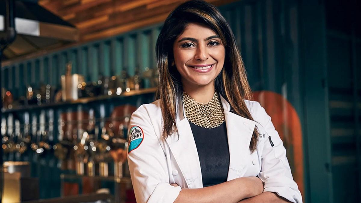 """""""Top Chef"""" alum Fatima Ali was diagnosed with Ewing's sarcoma in 2017."""