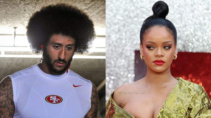 Rihanna reportedly turned down a Super Bowl performance opportunity in support of Colin Kaepernick.