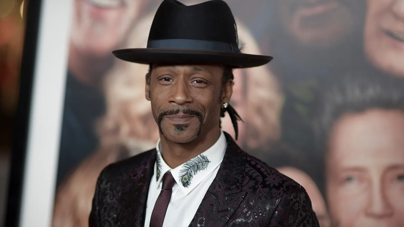 "FILE - In this Dec. 13, 2017, file photo, Katt Williams attends the LA Premiere of ""Father Figures"" in Los Angeles. Williams was arrested on suspicion of assaulting a driver. Williams is in jail Sunday, Oct, 7, 2018. He had come to Portland to perform in Nick Cannon's ""Wild 'N Out"" comedy improv show Friday night."